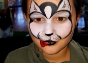Husky Face paintings.jpg