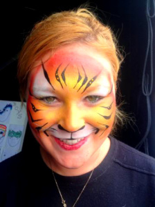 party face painting hire